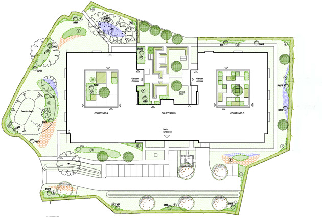 Urban Design Futures L Landscape Design L Edinburgh Care Homes